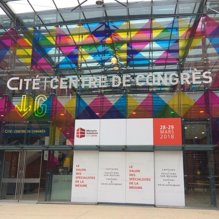 Measures Solutions EXPO 2018 – 28 e 29 Março em Lyon, França